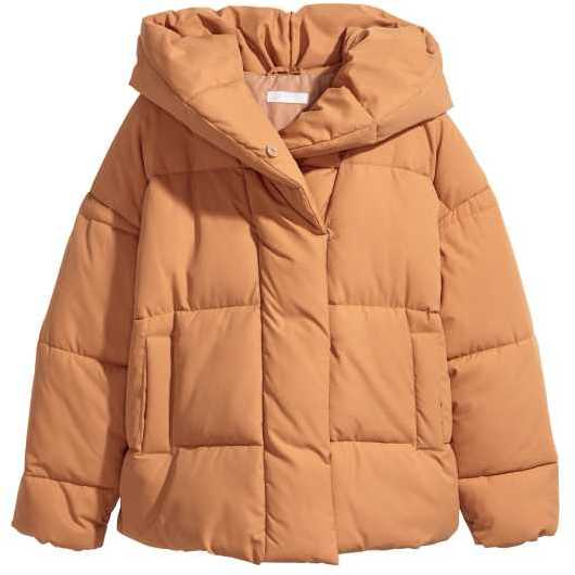 H&M - Padded Jacket with Hood