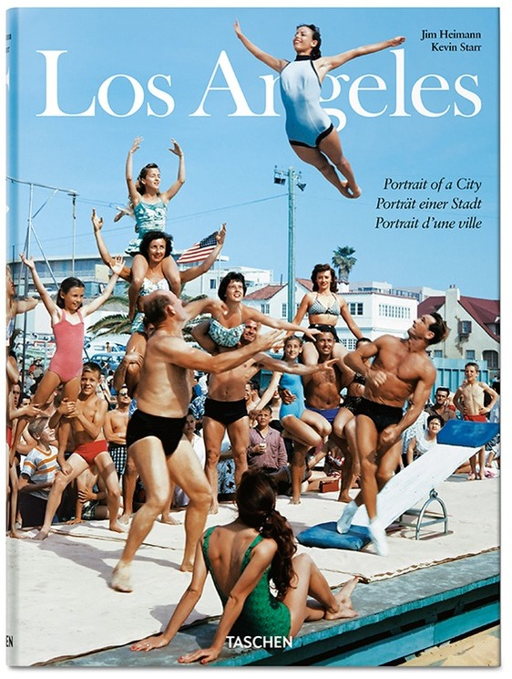Coffee Table Book - Los Angeles - Portrait of a City