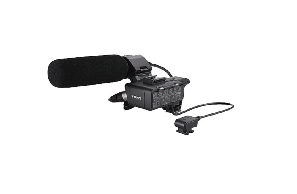 Sony XLR Audio Adapter