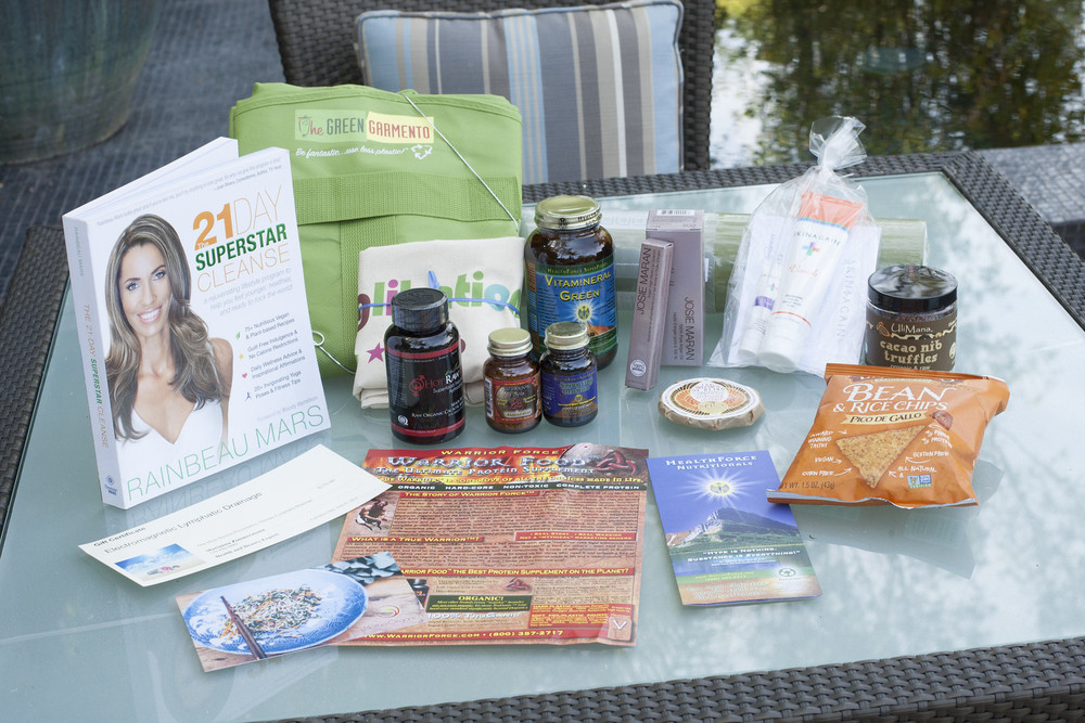 Amazing sponsors came together to create what has been called the very best gift bag ever!