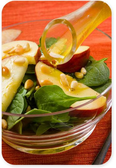Cinnamon Spice Salad Dressing
