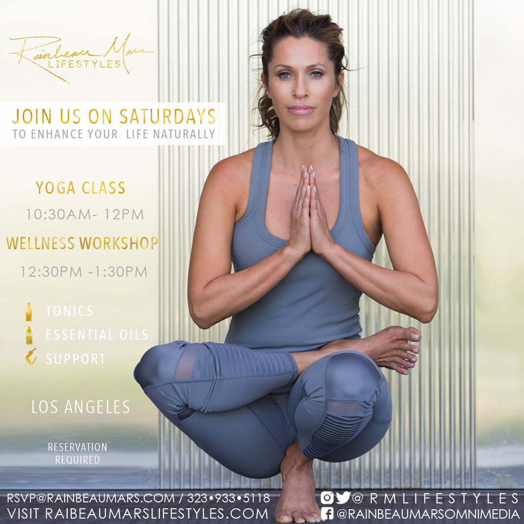 Events rainbeau mars lifestyles weekly yoga class wellness workshop fandeluxe Images