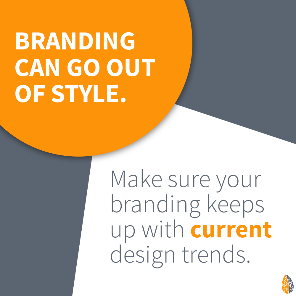 keep branding current