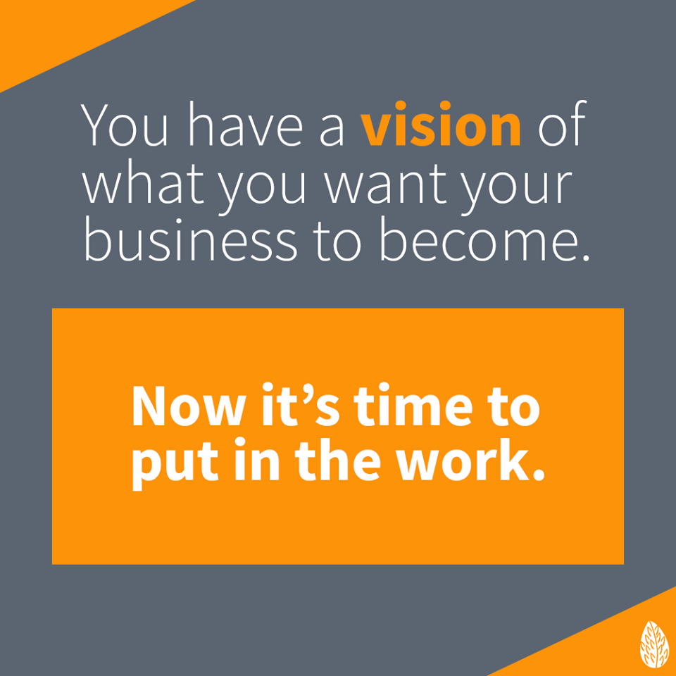 vision of your business