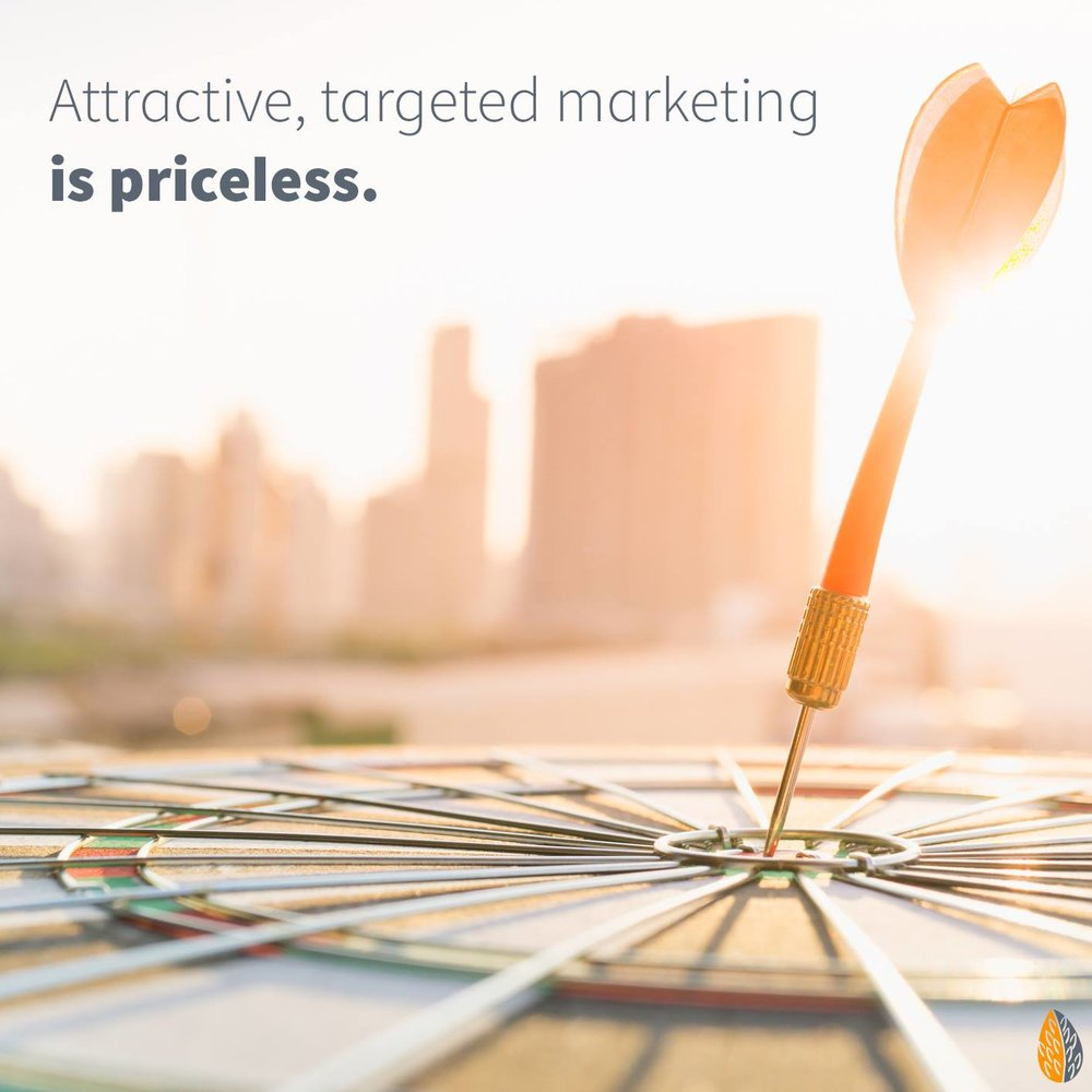 attractive marketing is priceless