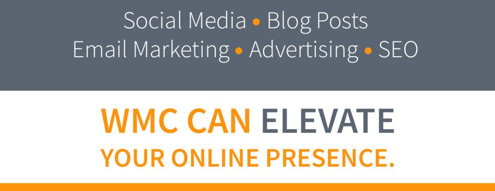 WMC social media services
