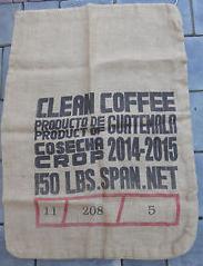 Usda Organic Fair Trade - ASUVIM Guatemala - Sack
