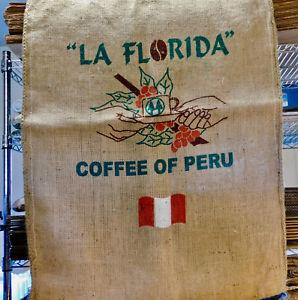 Usda Organic Fair Trade - La Florida, Peru - Sack