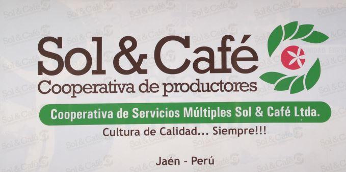 Usda Organic Fair Trade - Peru Sol y Café Peru - Sol & Cafe