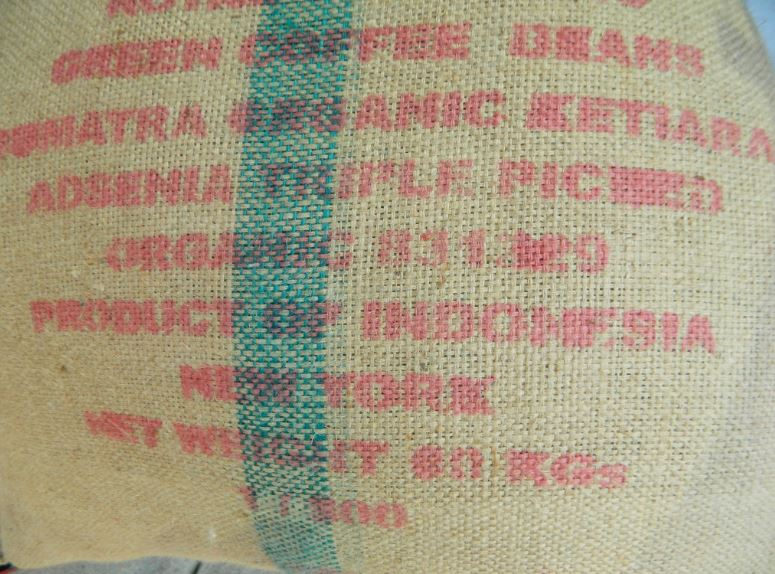 Usda Organic Fair Trade Coffee - Aceh Ketiara - Sack