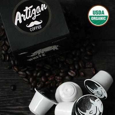 USDA ORGANIC CERTIFIED COFFEE PODS FOR NESPRESSO MACHINES