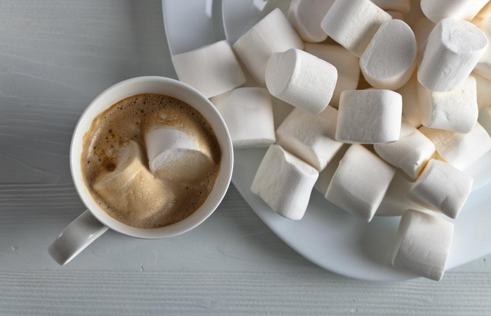 marshmallow espresso artizan coffee organic nespresso coffee