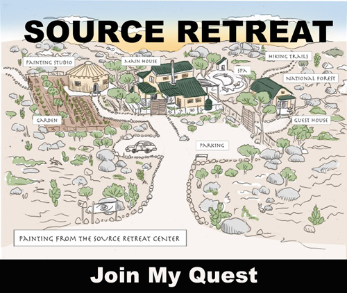 See New Vision for Source Retreat in Arizona