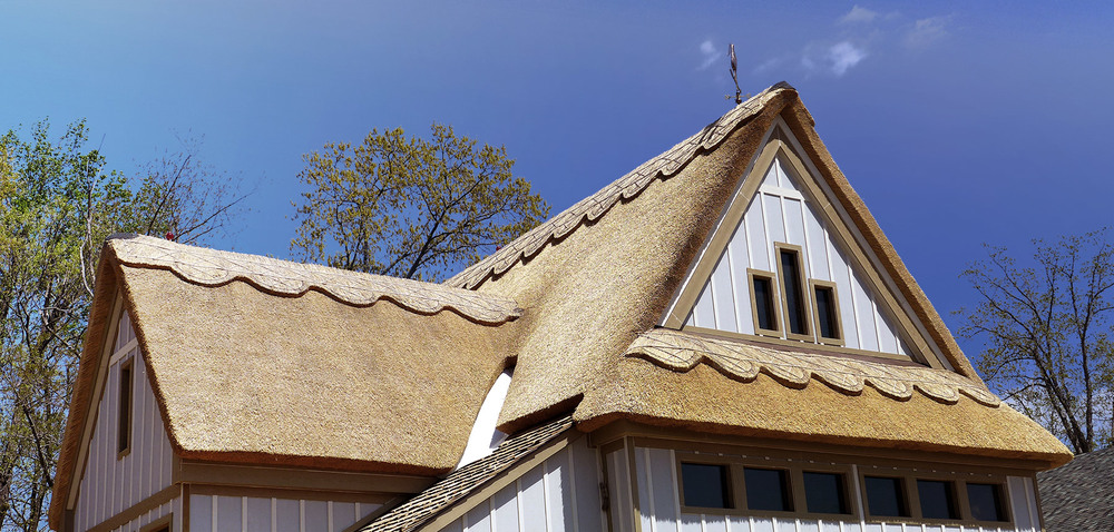 THE THATCHED ROOF