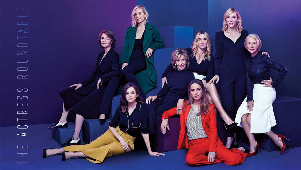 THR's Actress Roundtable Has Amazing Commentary From Phenomenal Women