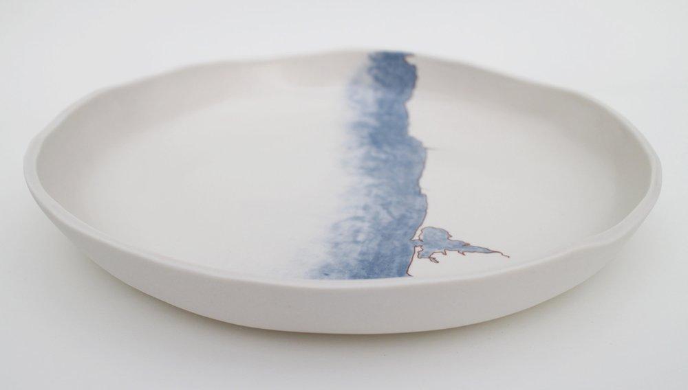 Washington Coast serving bowl