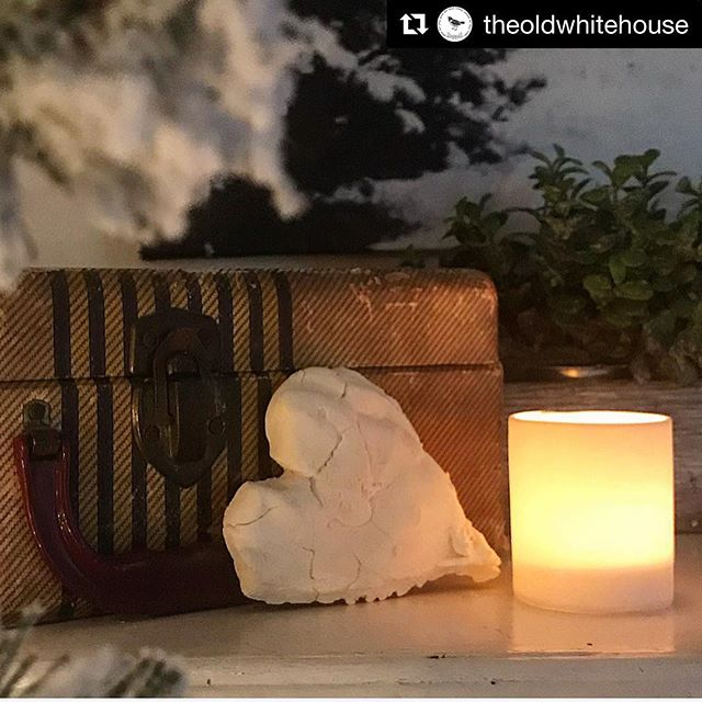 "Very kind words from @theoldwhitehouse, warming up my morning 😊 ____ #Repost @theoldwhitehouse with @get_repost ・・・ I got the most lovely porcelain votive from Megan of @oxbowceramics this past weekend.  She specializes in creating works of art decorating her porcelain platters with maps of local waterways, and they are stunning!  I didn't open my box with the votive in it until today, and when I saw Megan's sticker on it, it melted my heart. (check out the last photo to see her sticker) She puts this special touch on her work to let everyone who purchases her gorgeous pieces know just how much her work is part of her heart.  ______ You know the saying that's going around social media that says ""when you buy something from a small business they do a little happy dance""? It's not because of the money, it's because we pour ourselves into every little thing we put out into the world.  Megan's sticker made me do a little happy dance. ______ Thanks for the new addition to my Christmas decorating Megan, I love it!  I think it looks perfect next to the heart that Max made me years ago. ❤️"