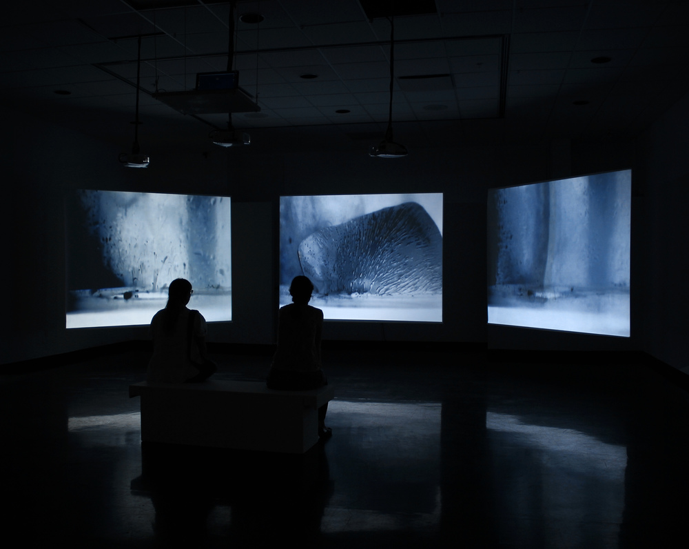"Copy of Winner, Professional, François Quévillon, ""Defrost"", audiovisual"