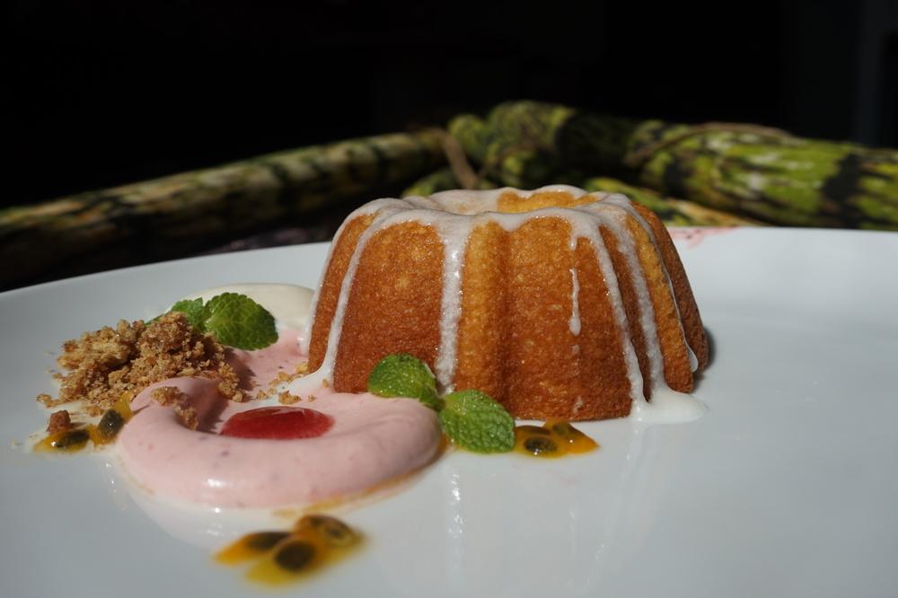 Guava Rum Cake