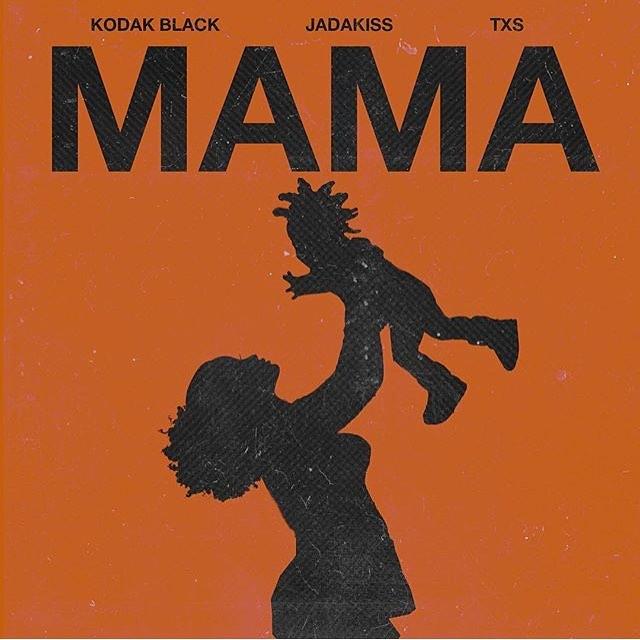 New@kodakblack @therealkiss Mama out now! #sdhp #kodakblack #mama #happymothersday