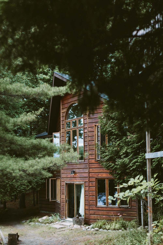 Cabin in Muskoka