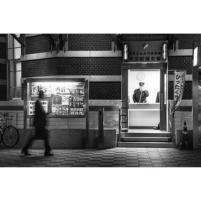 Mid night calls #tokyo #wanted #street #police