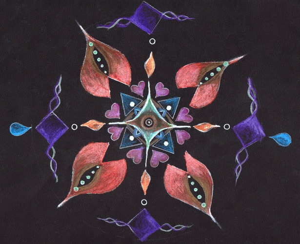 Jung at Art: Mandala Workshop     *    Experiential   *   Calming   *   Healing    CEUs for Professionals!