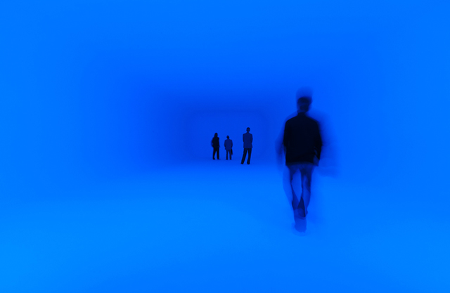 James Turrell,  Open Field , 2000