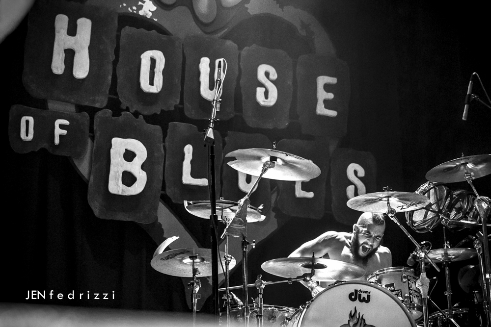 February -  The Originalites at the House of Blues Anaheim