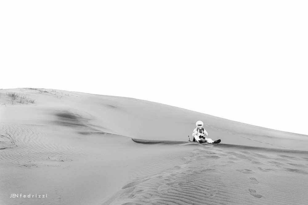 November -  Michael Magoski on Mars