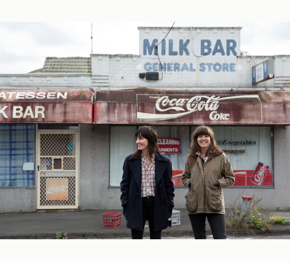 JEN CLOHER & COURTNEY BARNETT