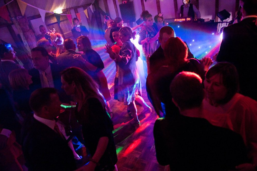 Hertfordshire based   Wedding DJ    Find out more
