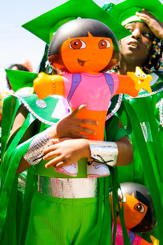 Trinidad - Kiddies Carnival