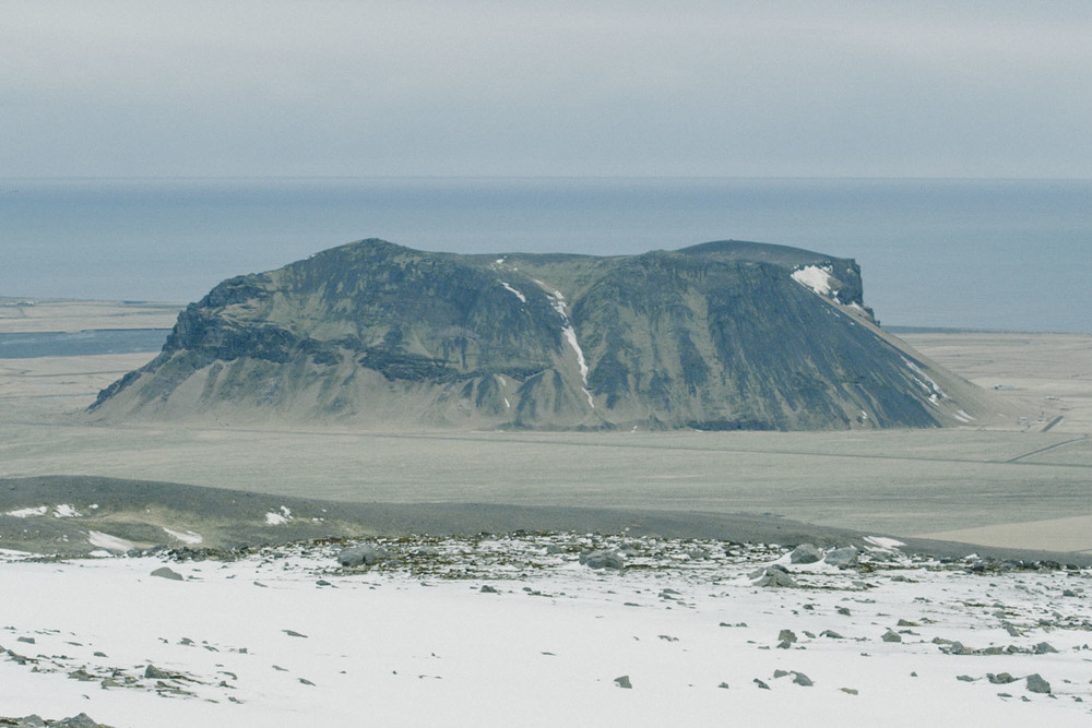 ICELAND January 2014