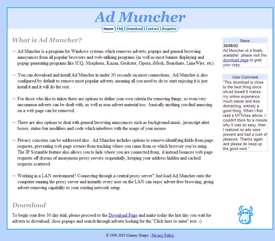 Website v2.0
