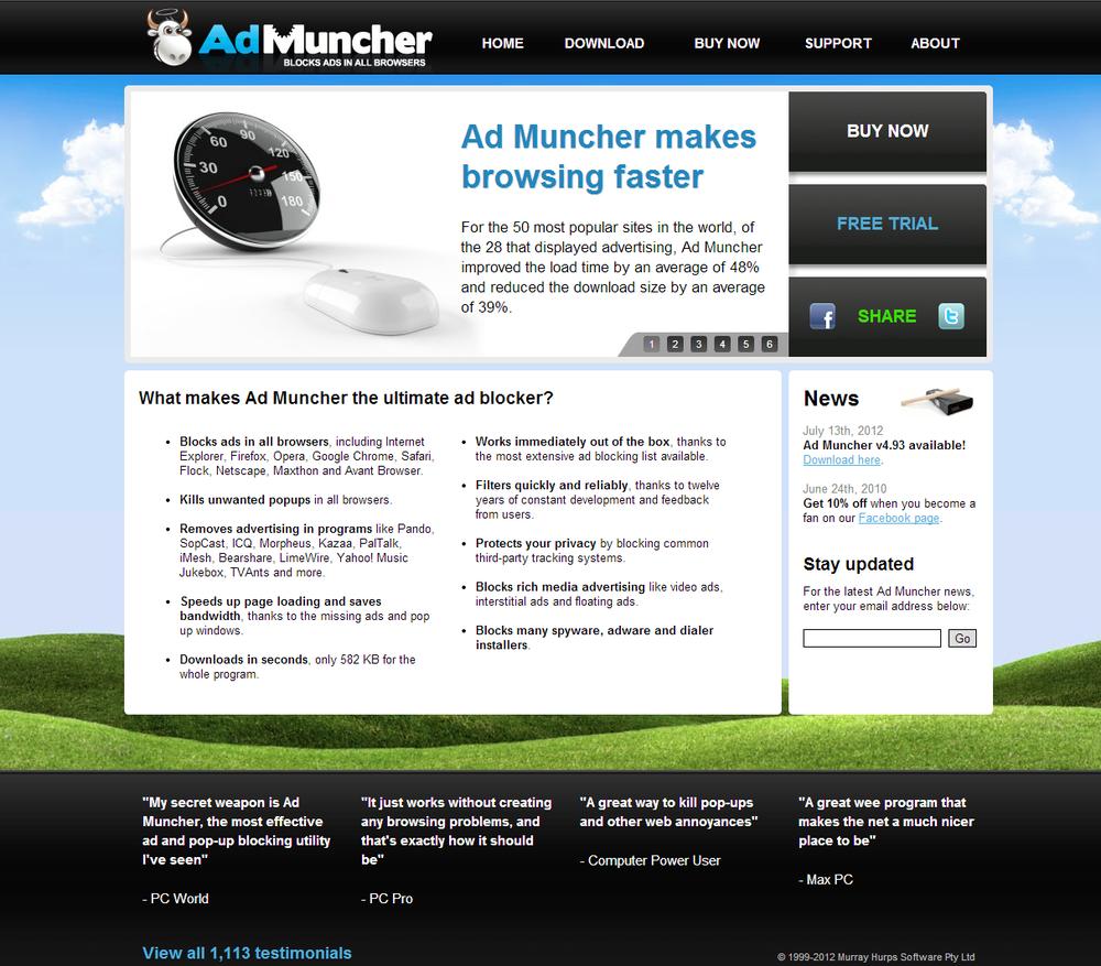 Website v4.0
