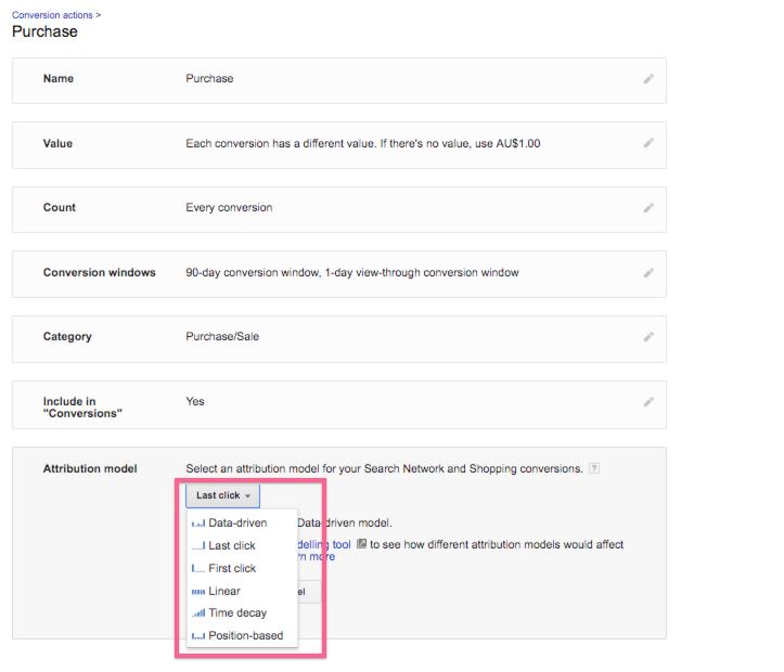 attribution settings in google adwords.png