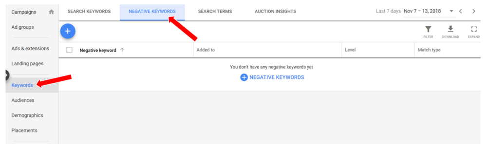 adding negative keywords to adwords.PNG