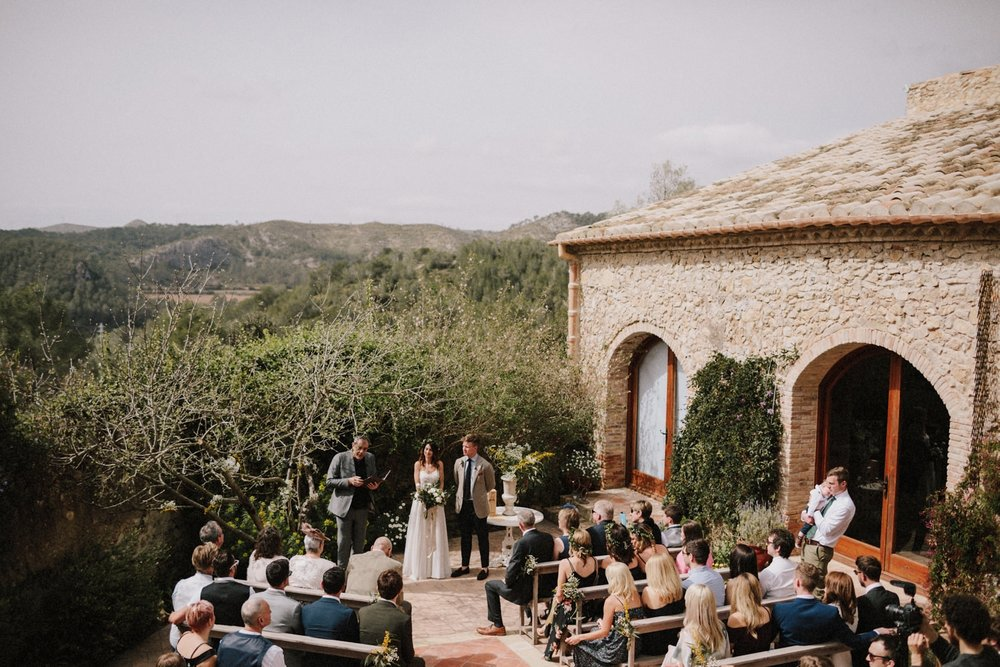 Barcelona wedding venue