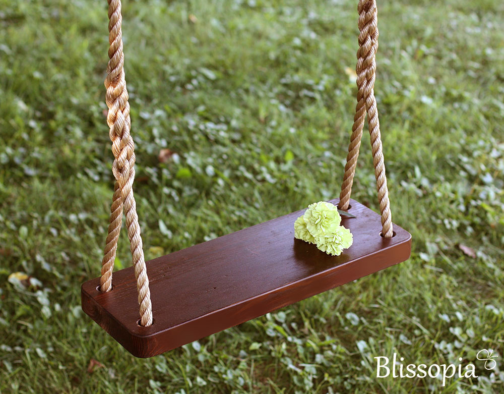 Swing into Spring - Hand Crafted Swings