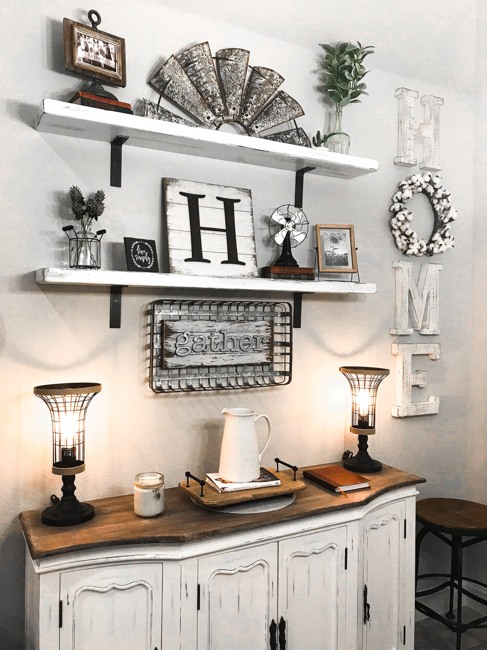 Simply Gorgeous - Shelving Collection