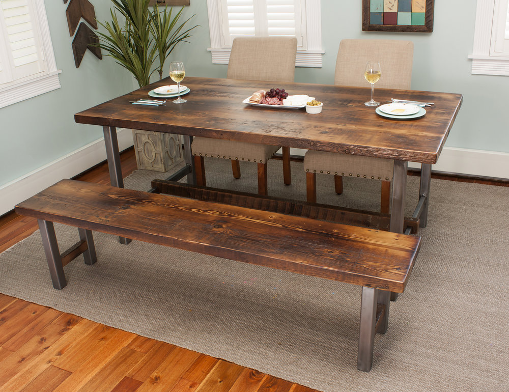 Hand Crafted Eco Friendly Furniture - Good for your family and the environment