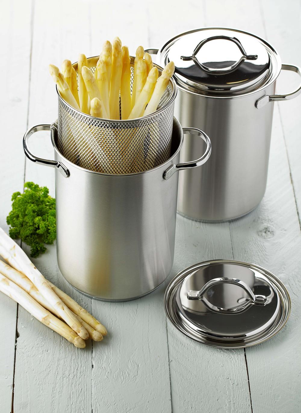 Klik op de foto voor een selectie van onze kookpotten!
