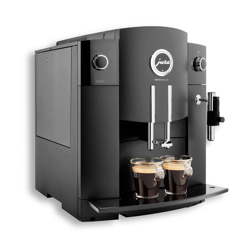 Jura espressomachine