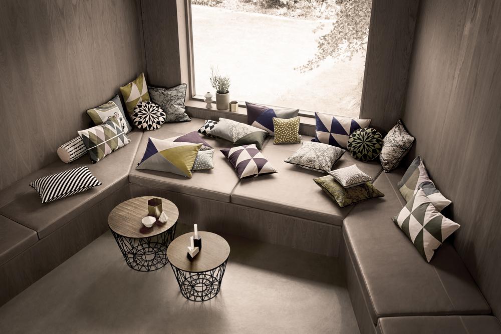 Ferm Living Kussen : Net binnen ferm living u ernel design decoratie en koken