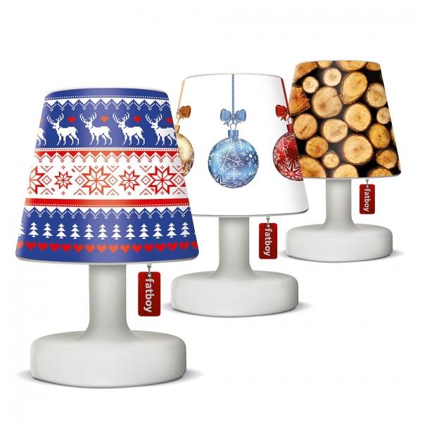 Fatboy Edison lamp(brandt 8 uur) numet gratis kerst-cappie (tot einde voorraad) € 59