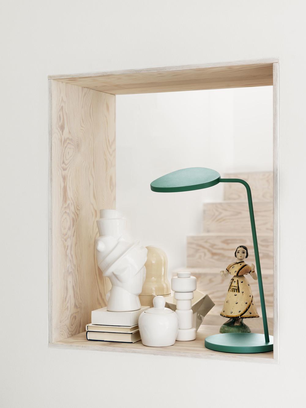 Muuto Leaf Lamp bureaulamp
