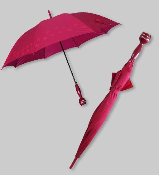 Pylones paraplu met kattenpootjes € 25