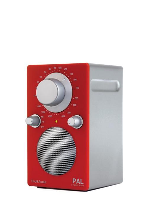 Tivoli iPAL radio met batterij € 179