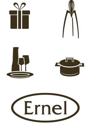 Ernel - design, decoratie en koken